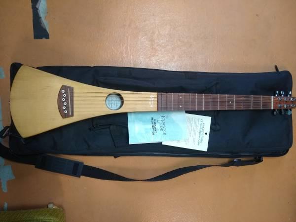 Photo Martin Backpacker Steel String Guitar - $160 (Ventura - Midtown)
