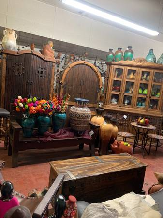 Photo Mexican Rustic Furniture  Home decor (Bakersfield Ca)