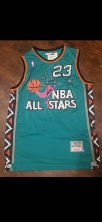 Photo Michael Jordan 1996 All Star Jersey (XXL54) - $100 (Santa Maria)