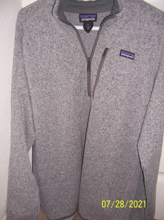 Photo Patagonia better sweater - $40 (lompoc)