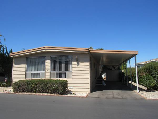 Photo Price Reduced 55 Mobile Home Community (Santa Maria)