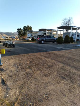 Photo RV park, mobile home (New Cuyama)