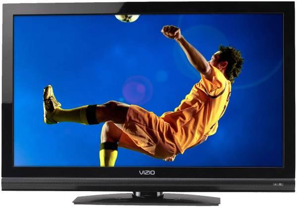 Photo TV 42-Inch Flat LCD VIZIO 1080p HDTV Full HD, Black - $50 (Arroyo Grande)