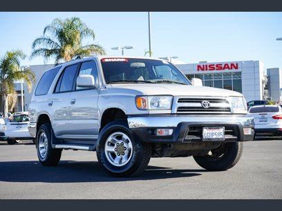 Photo Used 1999 Toyota 4Runner SR5 for sale