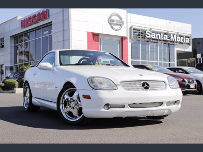 Photo Used 2001 Mercedes-Benz SLK 320  for sale