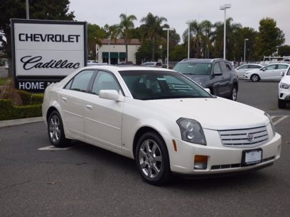 Photo Used 2007 Cadillac CTS 2.8 for sale