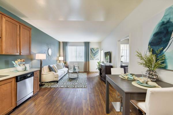 Photo Video Tour Available Spacious One Bedroom Apt.  The Towbes Group (Santa Maria)