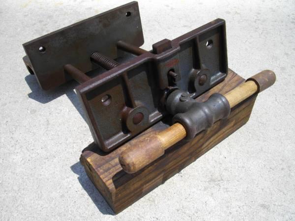 Photo Vintage Craftsman Woodworking Vise 10 - $80 (Buellton)