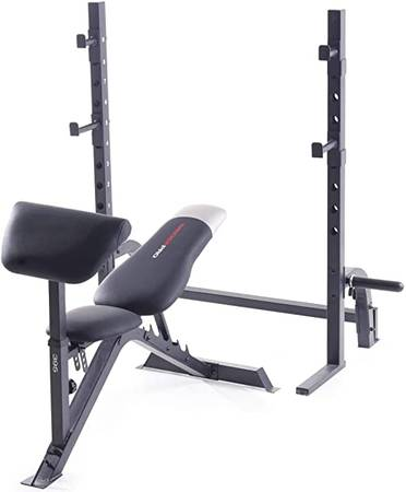 Photo Weider Pro 395 B Olympic Bench - $400 (Orcutt)