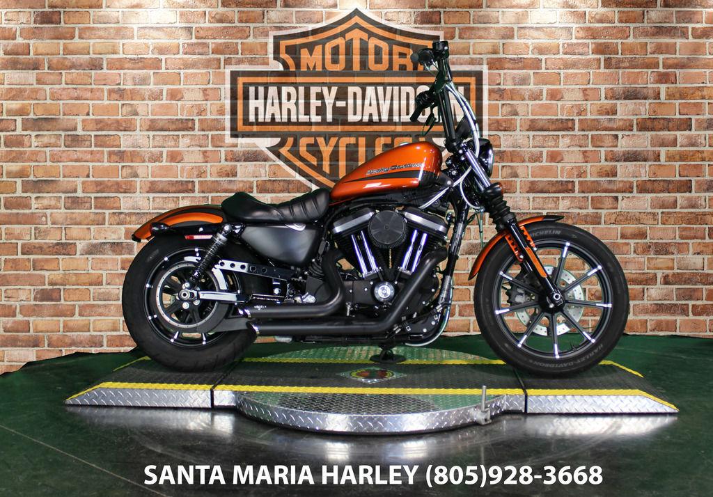 Photo 2020 Harley-Davidson XL883N - Sportster Iron 883  $9999
