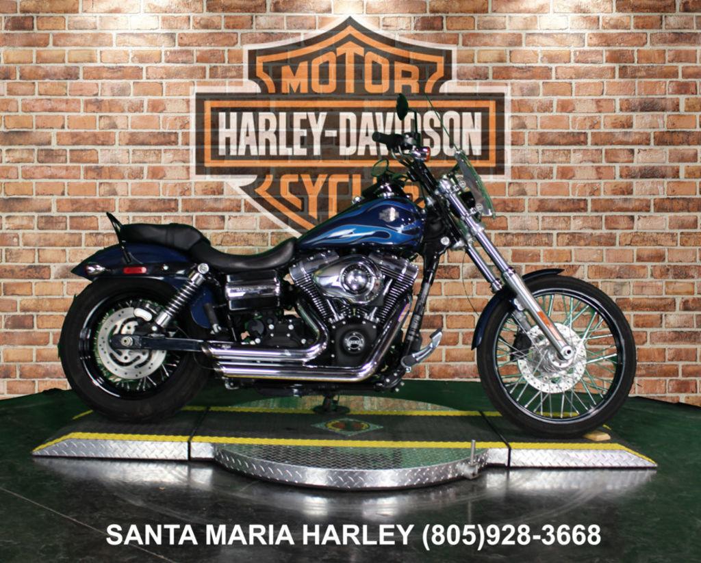 Photo Used 2012 Harley-Davidson Cruiser Motorcycle  $10999