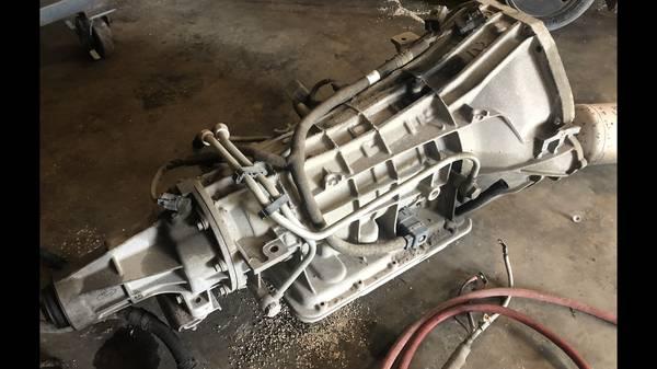 Photo 06 Ford V10 E350 van automatic transmission F350 super duty - $350 (Sarasota Whitfield301)
