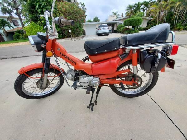 Photo 1975 Honda CT90 (Trail 90) - $2,450 (Holmes Beach)