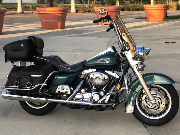 Photo 2000 Harley Davidson Road King - $3,999 (Sarasota)