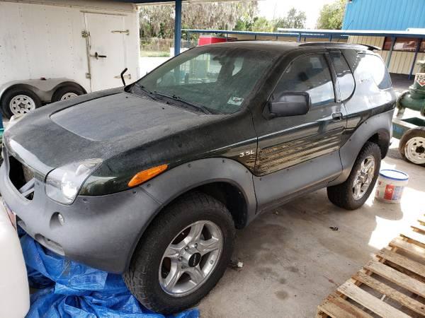 Photo 2000 Isuzu Vehicross parts vehicle - $5000 (Sarasota)