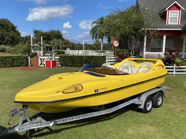 Photo 2002 Ferrari Speed Boat - $28,900 (Oviedo)