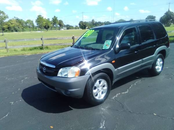 Photo 2002 MAZDA TRIBUTE INCREDIBLE CONDITION BUY HERE PAY HERE - $4,900 (SARASOTA)