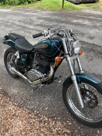 Photo 2002 Suzuki Savage ls650 - $2,200 (Sarasota)