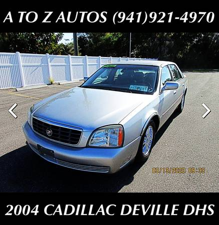 Photo 2004CADILLACDEVILLE1200 down76K MILES - $5900 (A TO Z AUTOS - YOUR 1 BUY HERE PAY HERE)