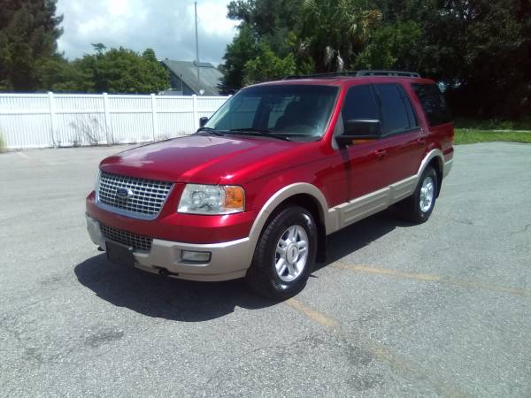 Photo 2006 FORD EXPEDITION EDDIE BAUER BUY HERE PAY HERE - $8,900 (SARASOTA)