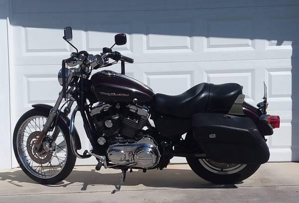 Photo 2006 Harley-Davidson Sportster 1200 Custom - $4,400 (Venice)