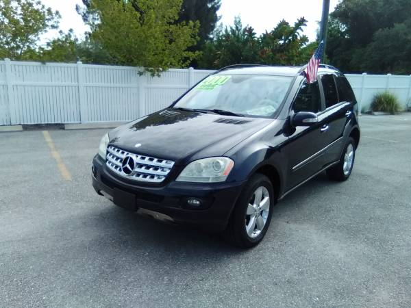 Photo 2006 MERCEDES ML500 LOADED BUY HERE PAY HERE EVERYONE APPROVED - $7900 (SARASOTA)