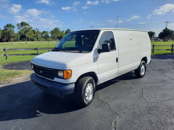 Photo 2007 FORD E250 CARGO VAN BUY HERE PAY HERE - $7,900 (SARASOTA)