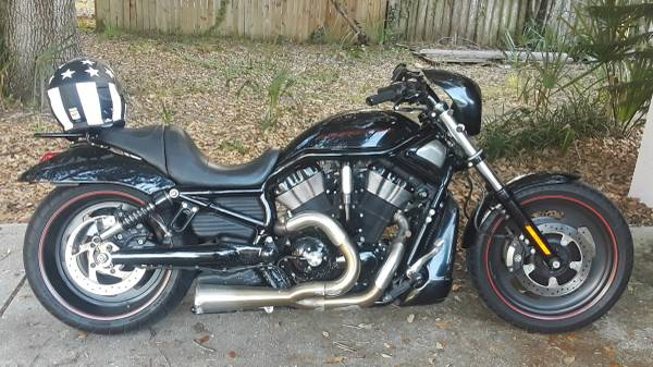 Photo 2007 Harley Davidson V-ROD Night Rod Special - $4,000 (Sarasota)