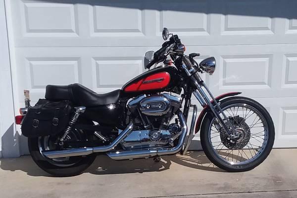 Photo 2008 Harley-Davidson Sportster 1200 Custom Springer - $5,500 (South Venice)