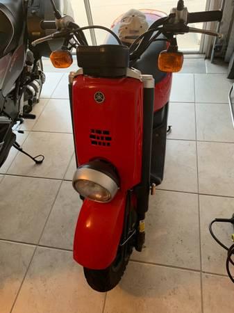 Photo 2008 Yamaha scooter Price drop - $1,200 (Rotonda West)