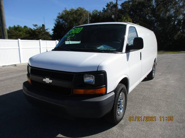 Photo 2009 CHEVY EXPRESS G2500 EXTENDED CARGO VAN - $10,900 (A TO Z AUTOS - YOUR 1 BUY HERE PAY HERE)