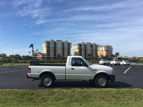 Photo 2009 Ford Ranger XL Pickup Truck - $9,250 (Mason Enterprise Sales Venice, Fl.)