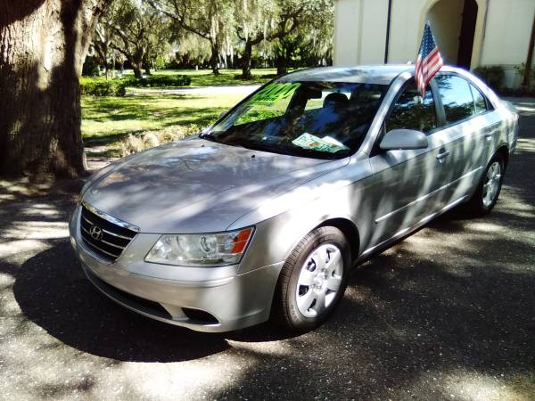 Photo 2009 HYUNDAI SONATA BUY HERE PAY HERE - $7,900 (SARASOTA)