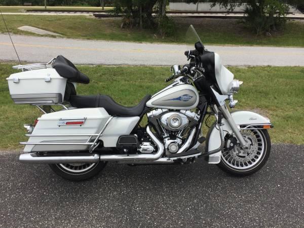 Photo 2009 Harley Davidson Electra Glide Classic - $10,950 (Venice, Fl.)