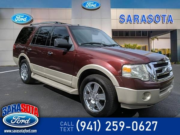Photo 2010 Ford Expedition Eddie Bauer - $8000 (_Ford_ _Expedition_ _SUV_)
