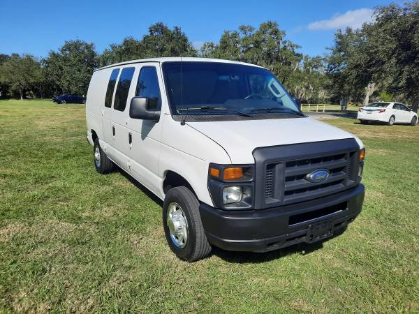 Photo 2011 FORD E150 CARGO VAN BUY HERE PAY HERE - $9,900 (SARASOTA)