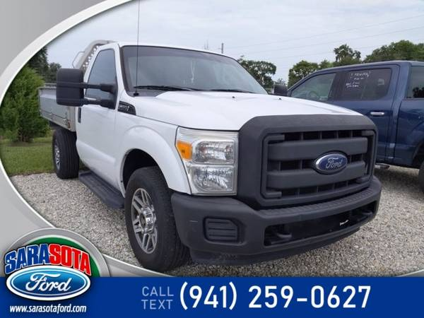 Photo 2012 Ford Super Duty F-250 XLALUMINUM FLAT BED WITH DROP DOWN SIDESF - $19997 (_Ford_ _Super Duty F-250_ _Truck_)