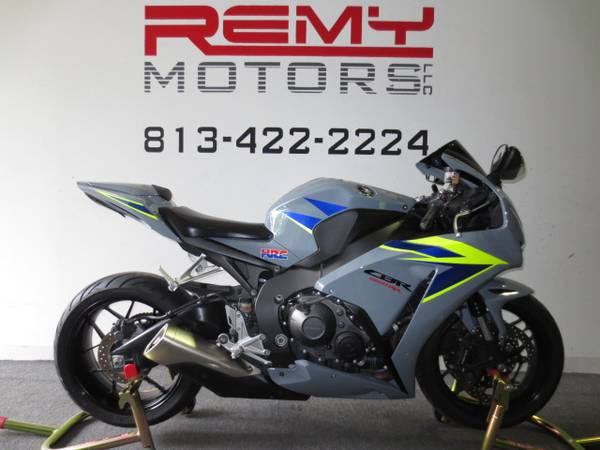 Photo 2012 Honda CBR 1000RR Low Miles Financing Available - $8,599 (Riverview)