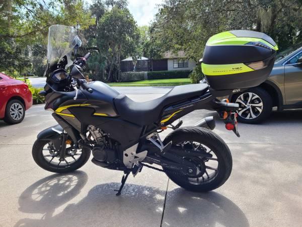 Photo 2015 Honda CB500X (ABS) - $3,500 (Sarasota)