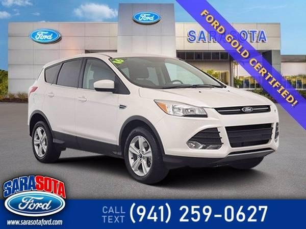 Photo 2016 Ford Escape SE - $17,997 (_Ford_ _Escape_ _SUV_)