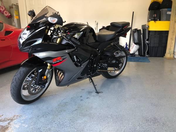 Photo 2018 Suzuki Gsxr 750 - $9,499 (Bradenton)