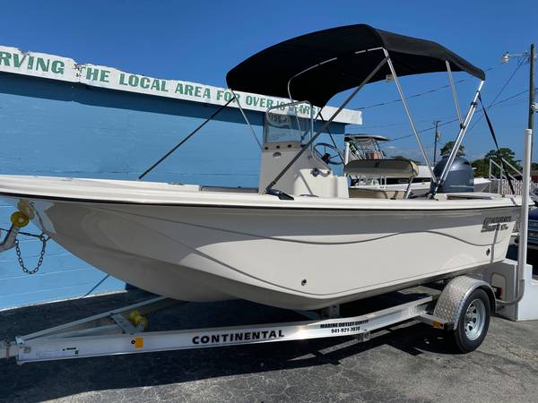 Photo 2021 Carolina Skiff 17 LS w Yamaha F90 - $32,590 (Osprey, Florida)