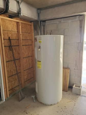 Photo AO Smith 120 gal water tank - $150 (Bradenton)
