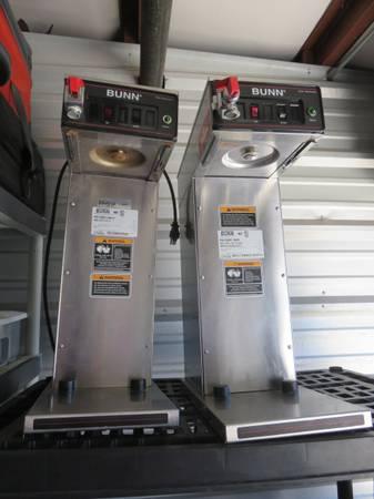 Photo BUNN - BUN230010006 CWTF15-APS, Commercial Airpot Coffee Brewer - $275 (Osprey)