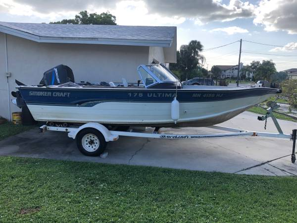 Photo Boat, Motor, And Trailer for Sale - $4,500 (Nokomis)