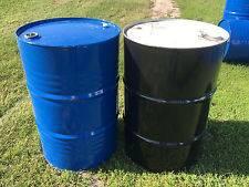 Burn Barrels Barrel Fire Pit 55 Gallon Drum - $10 (North ...
