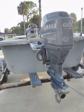 Photo CAROLINA SKIFF Yamaha 4 Stroke - $4,800 (Englewood)