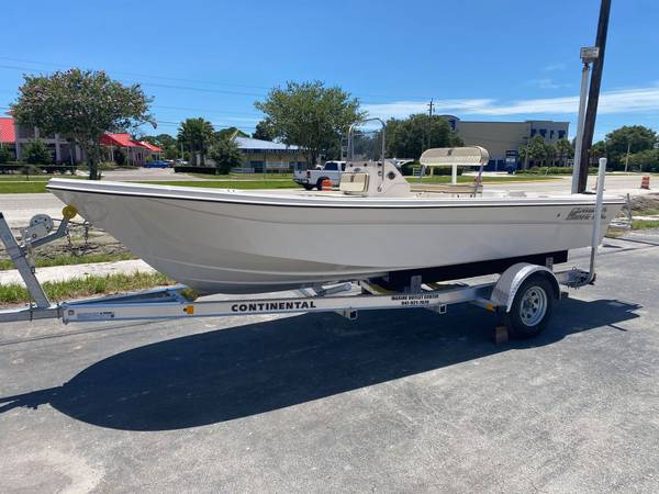 Photo Carolina Skiff 1939 V Bottom with Yamaha VF90 SHO - $26495 (Osprey)