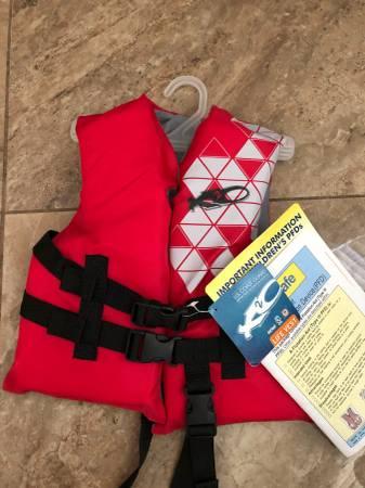 Photo Child Life Vest  Kids Life Jacket NEW - $15 (SarasotaPalmer Ranch)