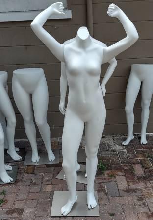 Photo Fusion Specialties Mannequin Female Youth Sizes - $150 (Nokomis)